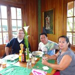 Los Quetzales Lodge Restaurant