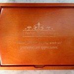 Gratuity- Box