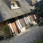 Chaumiere normande