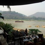 Restaurant at the Mekong Riverview