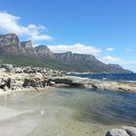 The Table Mountain backdrop