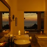 Bathroom in Ocean Suite