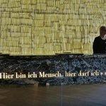 Goethe Zitat an der Rezeption