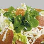 Salatteller vom Café Knaus Oensingen