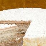 Solothurner Torte vom Café Knaus Oensingen