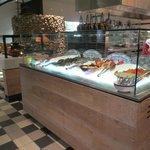 Bazaar Restaurant - seafood bar