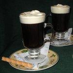 Delicious Irish Coffee