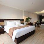 Hotel Dana Pearl, bed room