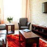 Hotel Suite Lounge
