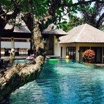 Cendana Villa private pool