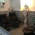 Pool & Sauna Room