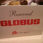 Reserved for Globus