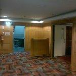 Хол этажа