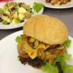 Jandaya burger
