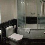 Very simple bathroom