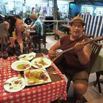 Bouzouki and cuisine