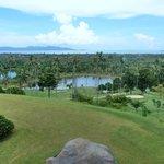 Tolle Aussicht vom Golfplatz