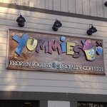 Yummies - Front entrance