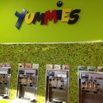 Yummies - frozen yogurt machines