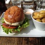 Toscan burger!