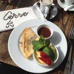 Café gourmand!