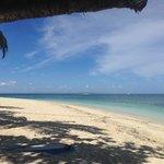 beachside (near boatshed)