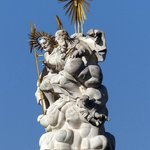 Top of Holy Trinity Column