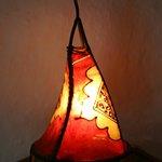 lampe marocaine fabrication locale