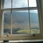 Mynydd Rugog Room view