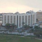 Отель с высоты