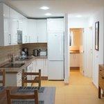 Lovisi Suite 405. Cocina