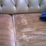 Shabby decor - not worth £250 per night