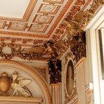 Wonderful original feature ceilings.