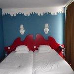 notre chambre au Savoie