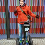 Munich City Segway Tour, March 2014