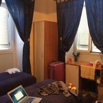 Just part of our room
