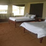 spacious, comfortable and clean rooms