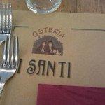 Osteria I Santi