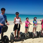Antigua Segway tour March 2014