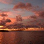 Sunset at Pondok Wisata