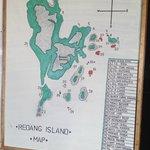 Redang Diving Sites