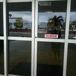 doors broken