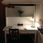 Big study table