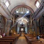 interior Santo Domingo de Guzman
