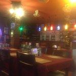 Danny 44 bar. Super hygge og dejlig musik- hurtig betjening og servering af mad.