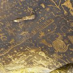 more petroglyphs reveal a story about the people who once lived here