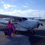 Flight from Montego Bay to Ocho Rios