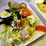 Eveil des Sens Moroccan Salad