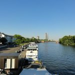 rio principal da cidade