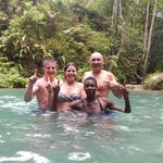The Blue Hole with Dante